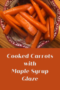 Pinterest Cooked Carrots